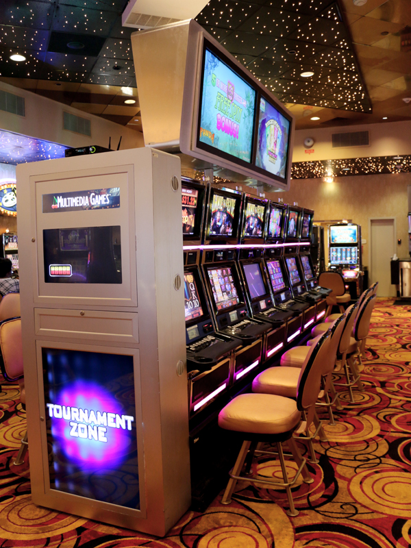 Hollywood Casino's Slot Tournament